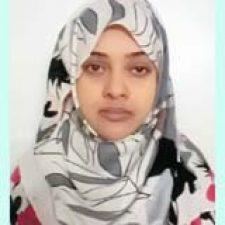 Ms. Sabrin Jahan