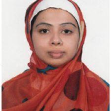 Ms. Sabrina Ahmed